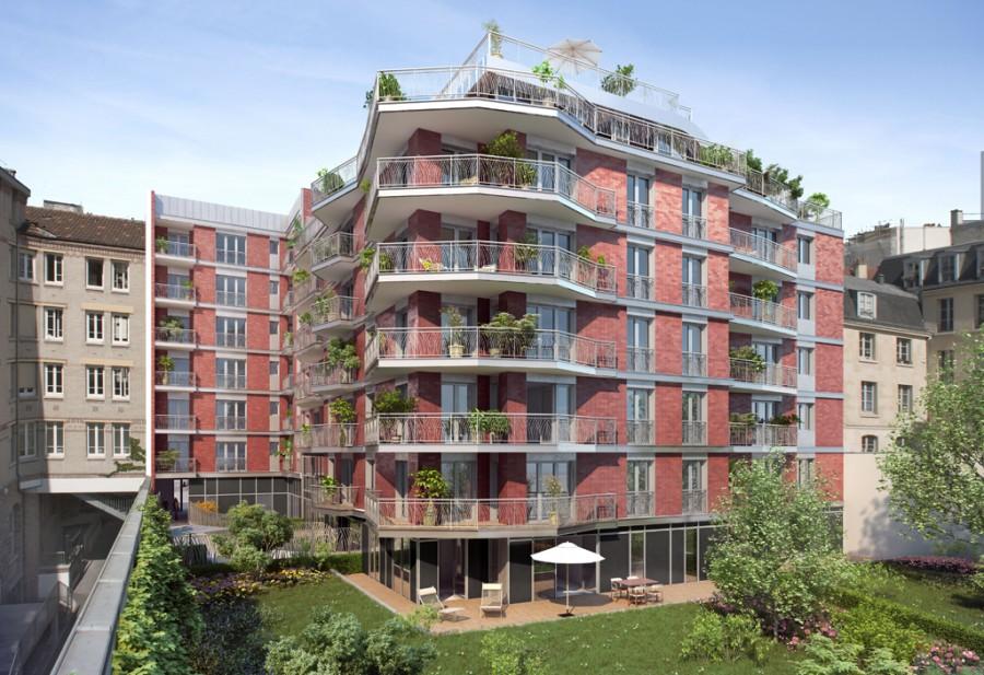 Habitation à Paris